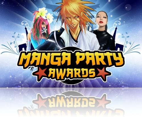 Manga Party Awards
